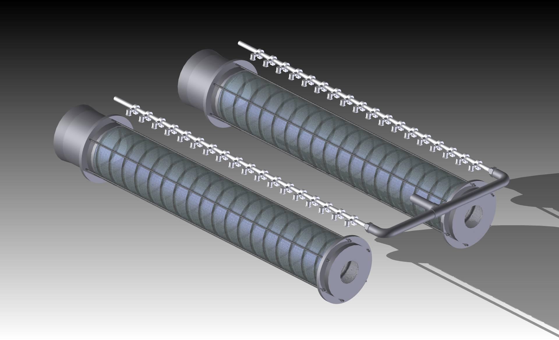 FR100 - filtro e distributore